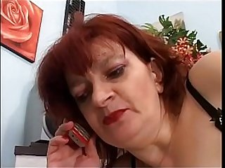 Anal Sex for a very bad Milf