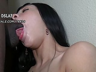 DSLAF- The Best Amateur Sloppy Head Deepthroat Ever Seen