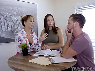 Blair williams threesome