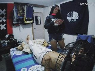 39-01. Mexico. Boy fucks young girl