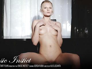 Basic Instinct - Gerda Rubia - Met-Art
