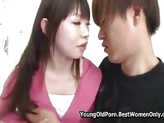 Asian Japanese My Best Friend Sexy Mother Wants Me