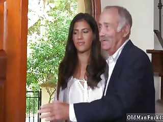 Old man fuck young girl sauna and gangbangs german chick