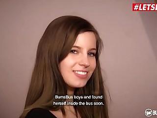 LETSDOEIT - Big Tits Amateur Teen Vanda Angel Has Intense Sex On Her First Porn Shoot