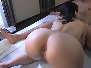 JAV legend Hibiki Otsuki romantic handjob and succulent blowjob drama foreplay in HD with English subtitles
